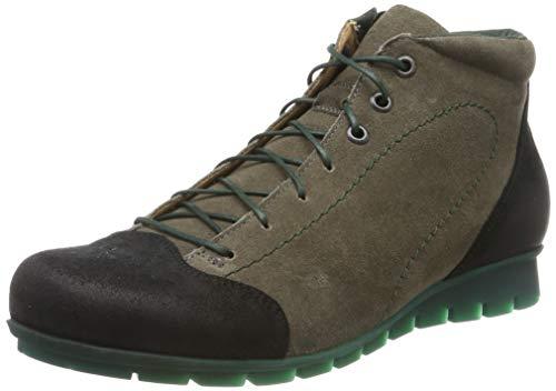Think! Damen Menscha_585079 Desert Boots, Grau (Vulcano/Kombi 21), 37 EU
