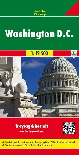 Washington: 1:12500 (freytag & berndt Stadtpläne, Band 523)