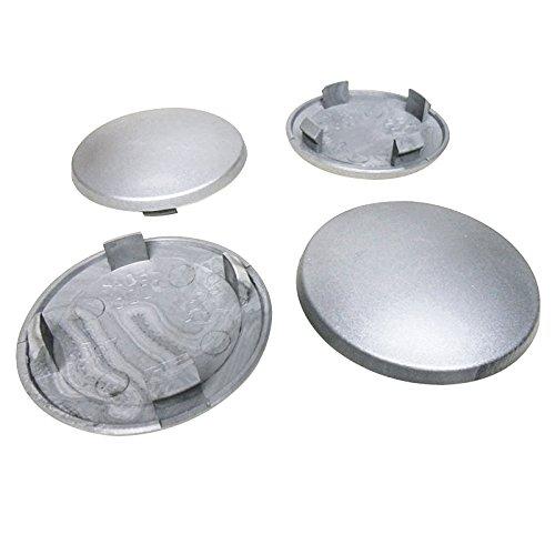 4x Nabenkappen 68 mm / 55,5 mm Nabendeckel für Universal