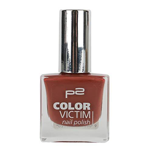 P2 Color Victim Nail Polish Nr. 330 find my match Inhalt: 8ml - Nagellack für tolle Nägel.