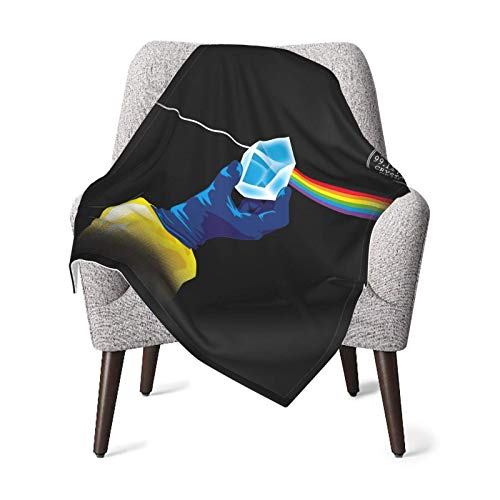 XCNGG Mantas para bebés edredones para bebésThe Crow Baby Blanket Super Soft Printed Blanket Receiving Blanket for Boys Girls, Stroller, Crib, Newborns, Receiving