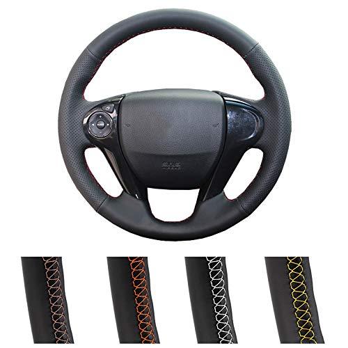 SDFGHT DIY Autolenkradabdeckung, für Honda Accord9 Odyssey Crosstour 2013-2016 Pilot 2017 Auto Steering Wrap