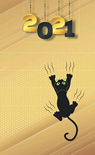 Wochenplaner 2021 - Katzenkrallen - Animo Agenda: Taschenkalender 2021 | Schulplaner | Kleinformat (10x16,5 cm) | Um alle Ihre Termine und Aufgaben ... bis Dezember 2021 zu notieren | 112 Seiten