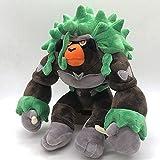 Peluche Pokemon Rillaboom Plush Juguetes De Peluche Doll Doll Un Regalo para Un Niño