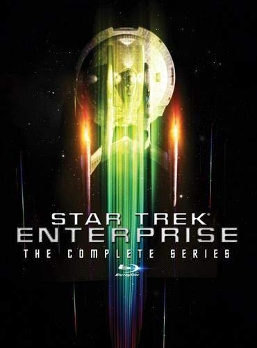 Enterprise Complete Blu-Ray Collection
