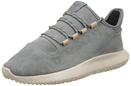 adidas Tubular Shadow, Scarpe da Ginnastica Basse Unisex-Adulto, Grigio (Grey Three/grey Three/clear Brown), 42