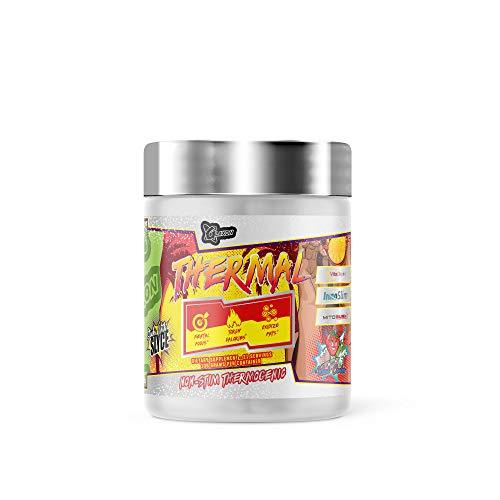 Thermal Thermogenic Non-Stimulant Fat Burner, Mandarina Sol Flavor