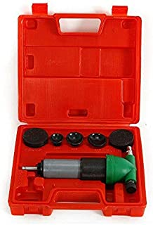 Air Operated Valve Lapper Automotive Engine Valve Repair Tool Pneumatic Valve Grinding Machine Valve Seat Lapping Kit Car Grind Auto Accessories