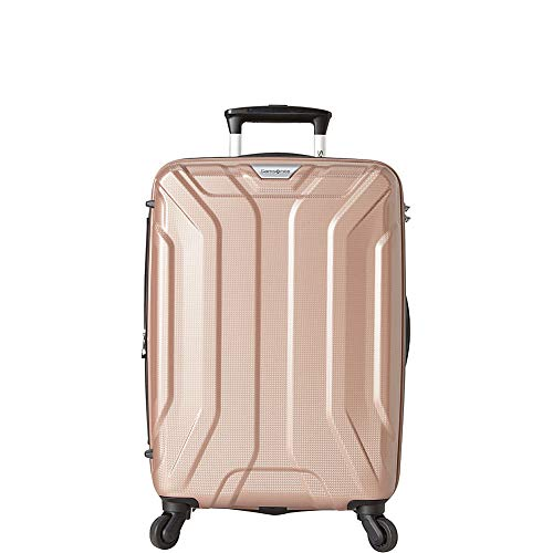 Samsonite Englewood Expandable Hardside Carry-On Spinner (Rose