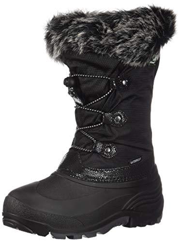 Kamik Powdery 2 Boot - Girls' Black, 4.0