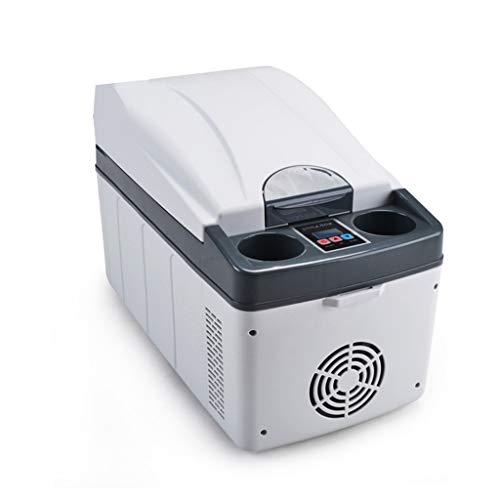Faprol Auto-koelkast, kleine diepvrieskast, 20 liter, zomer, dranken, elektrische koeler, camping, draagbare koelkast, laagste -5 graden