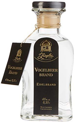 Ziegler Vogelbeere Beerenbrand 0,35 Liter