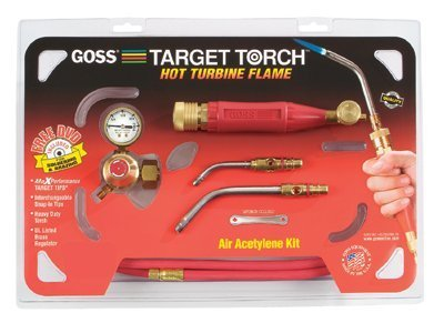 Save %25 Now! Goss 328-KX-3B Acet-O-Lite Snap-in Style Acetylene Kit W-Ga3