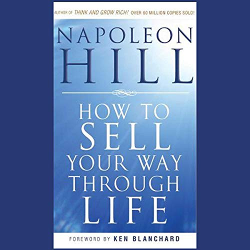 Couverture de How to Sell Your Way Through Life