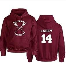 RPMDM Wish Explosion Models Ebay Men's Hooded Printed Long-Sleeved Sweater Men's Sweatshirt (Color : Red 14, Size : L)