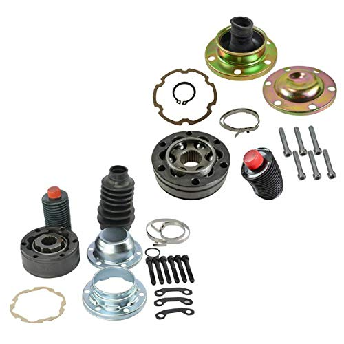 Drive Shaft CV Joint Rebuild Kit Front Compatible with Jeep Grand Cherokee Liberty