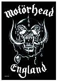 Motörhead Posterfahne 553