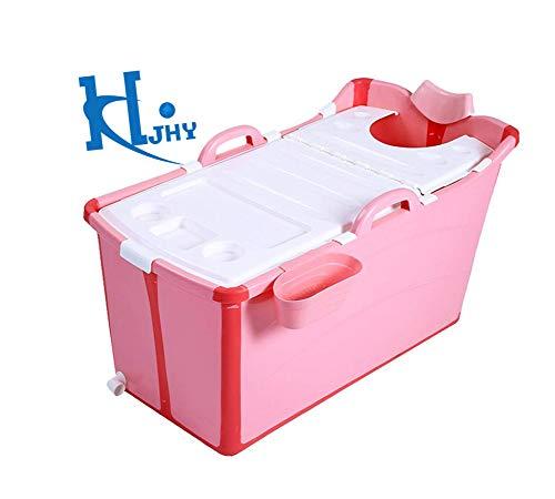 Bañera Plegable,/bañera portátil, bañera Grande, Piscina para niños, Familiares para niños, PVC...