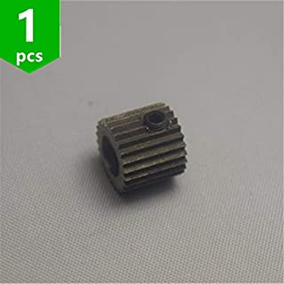 CNC. 1pcs zortrax M200 Extruder Drive Gear Feed Gear 3D Printer Spare Parts/Accessories