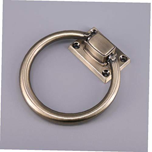 Case Cover 1 Vintage-Ring Türklopfer Stuhl Türknäufe Hardware Schublade Drop Ring-Pull-Ring Knopf Ton Ring