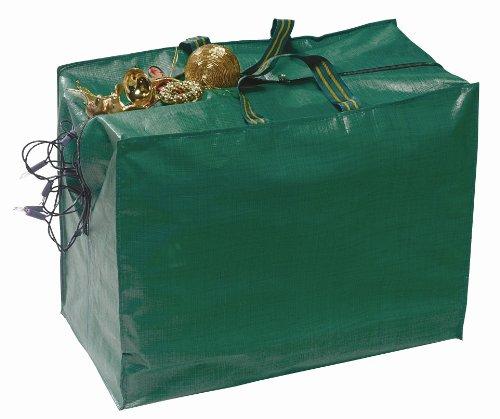 Bosmere G385 - Borsa portaoggetti per decorazioni natalizie