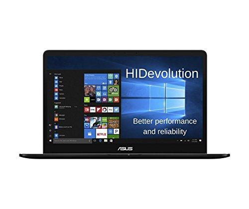 ASUS Zenbook Pro UX550VE 15.6 inch Ultra Slim Touchscree Laptop   2.8GHz i7-7700HQ, 16GB DDR4 RAM, GTX 1050 Ti 4GB,...