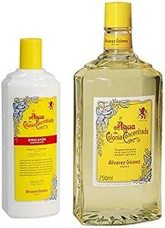 Alvarez Gómez - Set con Agua Fresca 750 ml y Emulsion