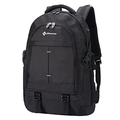 Soarpop zaino casual computer portatile di grande capacità impermeabile, Viaggi / casual / scuola / Outdoor Daypack.