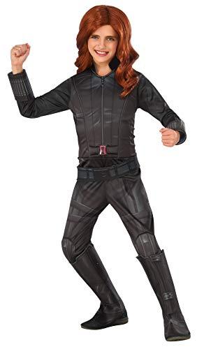 Captain America: Civil War Black Widow Deluxe Child Costume