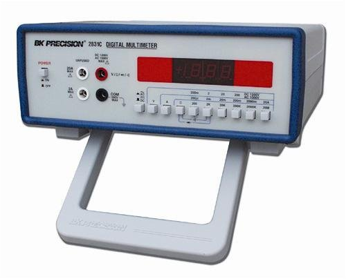 Why Should You Buy Digital Multimeter Bench BK Precision Bench Multimeter 2831C