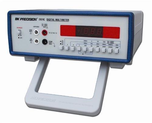 Why Should You Buy Digital Multimeter Bench BK Precision Bench Multimeter 2831C