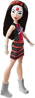 DC Super Hero Girls Katana Doll