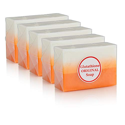 Glutathione & Kojic Acid Original Soap (5 Bars)