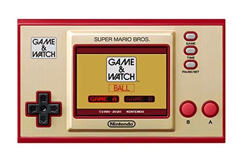 41lh3q4le1L. SL500  - Nintendo Game & Watch: Super Mario Bros. - Not Machine Specific