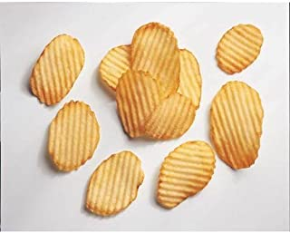 McCain Frips Fresh Style Round and Crinkle Cut Potato Fry, 4 Pound -- 6 per case.