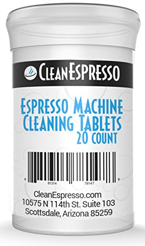 (20 Pack) Sage Espresso Machine Cleaning Tablets by CleanEspresso