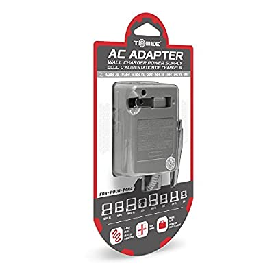 Tomee AC Adapter for New Nintendo 3DS/ New Nintendo 2DS XL/ New Nintendo 3DS/ New Nintendo 3DS XL/ Nintendo 2DS/ Nintendo 3DS XL/ Nintendo 3DS/ Nintendo DSi XL/ Nintendo Dsi