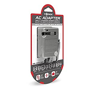 Tomee AC Adapter for New 2DS XL/ New 3DS/ New 3DS XL/ 2DS/ 3DS XL/ 3DS/ DSi XL/ DSi