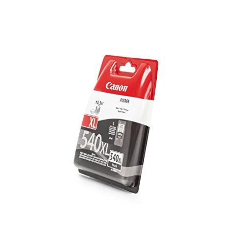 Canon Original 5222B005 / PG-540XL, für Pixma MG 3650 red Premium Drucker-Patrone, Schwarz, 21 ml