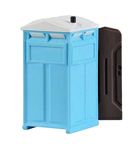 Viessmann 1545 H0 Baustellen-Toilette