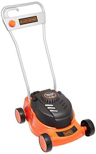 Smoby 7600360159 - Black + Decker Cortacésped