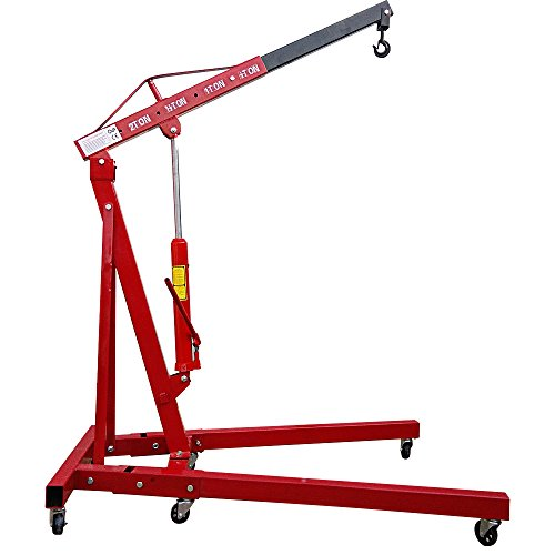 PALDIN 1 Ton Hydraulic Folding Engine Crane Stand