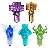 Skylanders Trap Team: Element Value Trap Pack (Earth trap / Life trap / Air trap / Water trap / Magic trap) (No Retail Package)