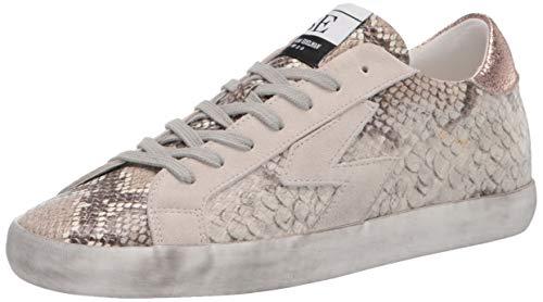 Sam Edelman womens Areson Sneaker, Truffle Multi/Griege/Blush Gold, 11 US