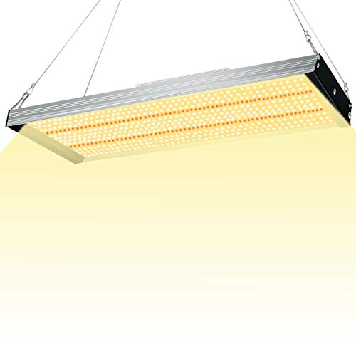 SOLLA 2000W LED Grow Light for Indoor Plants- Full Spectrum Grow Lights Commercial LED Growing Light Grow Lighting Grow Lamp for Seedling, Herbs, Succulents, Greenhouse and Flower 576pcs LEDs