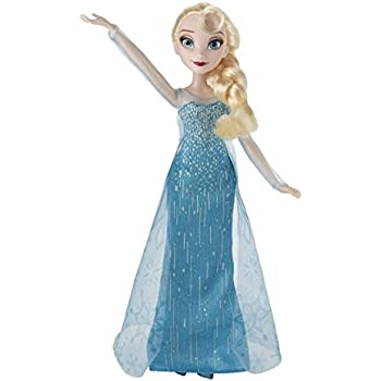 FROZEN Disney Classic Elsa Fashion Doll (Multi-Color