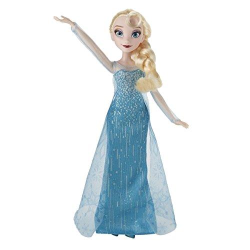Disney Reine des Neiges – Poupee Princesse Disney Poussière d'Etoiles Elsa - 30 cm