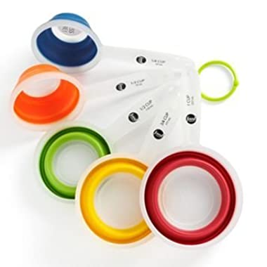 Food Network Collapsible Measuring Cup Set