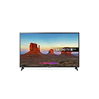 LG 49UK6200PLA 49-Inch 4K UHD HDR Smart LED TV with Freeview Play (2018 Model) - Black (B07FQM7P2H)   Amazon price tracker / tracking, Amazon price history charts, Amazon price watches, Amazon price drop alerts