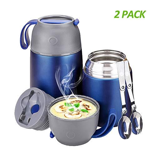 Fdit Yogurt Maker Macchina Elettrico Automatico per Uso Domestico in Acciaio Inox Contenitore Interno 220V 1L Blue